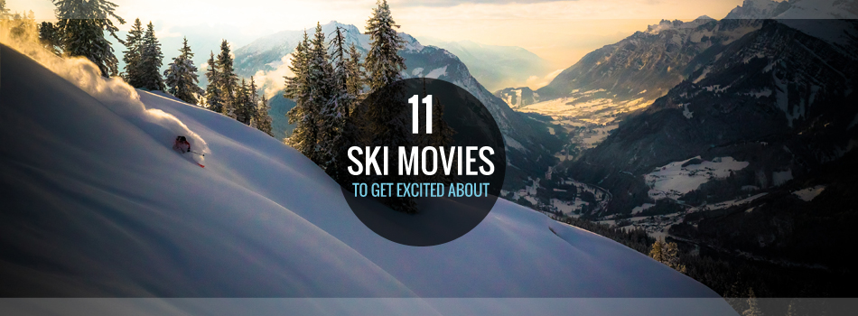 11 Ski Movies to Get Excited About: Lead Image