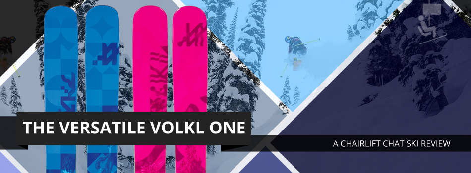 The Versatile Volkl One: A Ski Review - Lead Image