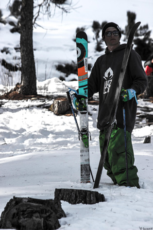 2016 Dynastar TWIN Ski Collection Overview: Twin Tipped Versatility: Chillin with the Slicer
