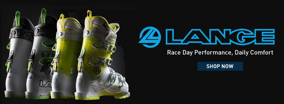 2016 Lange Ski Boots: Product Line Overview: Buy Now Image