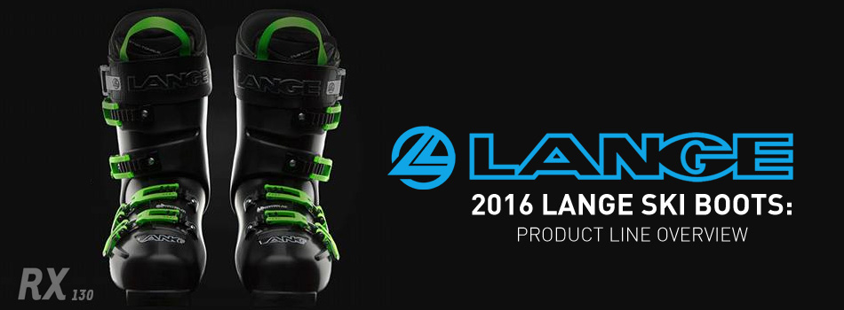 2016 Lange Ski Boots: Product Line Overview: Lead Image