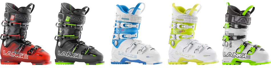 2016 Lange Ski Boots: Product Line Overview: Lange 2016 SX and XT Ski Boots