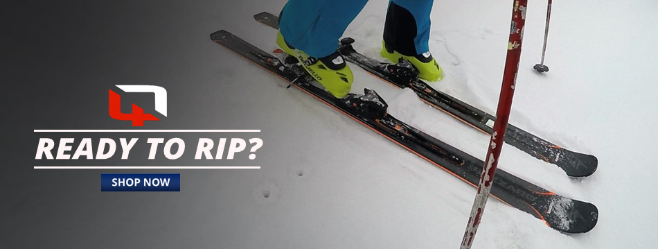 2017 Blizzard Quattro RX Ski Review: Shop Now