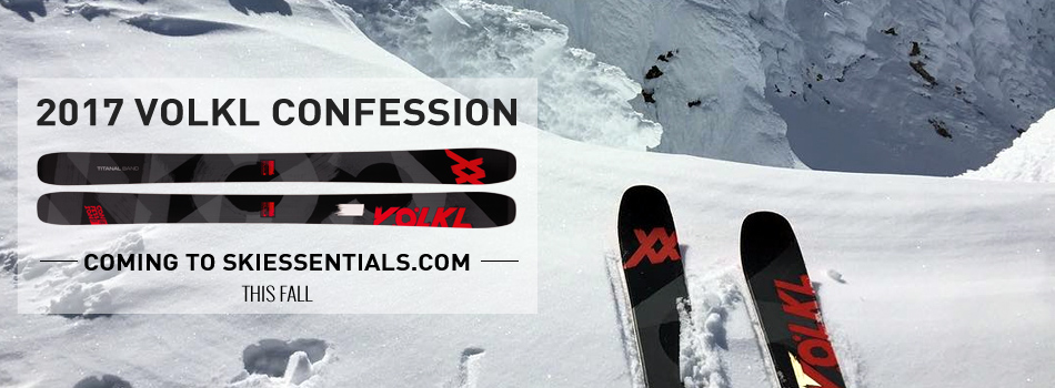 2017 Volkl Confession Ski Review: Full Mountain Capable, Small Mountain Friendly : Coming Soon Image