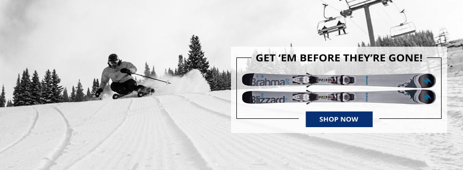 2017 Blizzard Brahma SP Ski Review: Exceptionally Durable. Exceedingly Rare. : Buy Now Image
