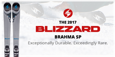 2017 Blizzard Brahma SP Ski Review: Exceptionally Durable. Exceedingly Rare. -  Intro Image