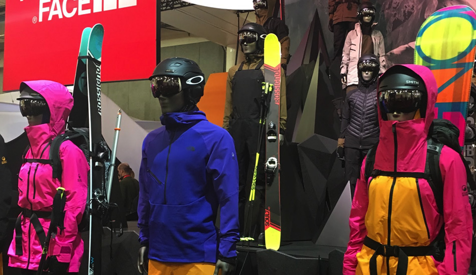 ba8b3c4f0 Chairlift Chat - What the Future Holds: A Gear Gallery from the 2017 ...