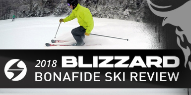 2018 Blizzard Bonafide Review: Now With an Updated Shape and Rocker Concept! -  Intro Image