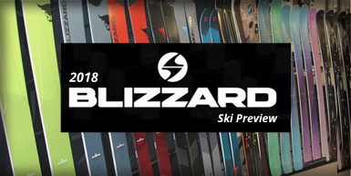 The All New 2018 Blizzard Ski Lineup: Full Preview: Intro Image