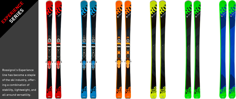 2018 Rossignol Ski Preview: A Comprehensive Gear Guide: Experience Ski Series