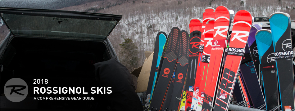 2018 Rossignol Ski Preview: A Comprehensive Gear Guide: Men's Freeride Skis