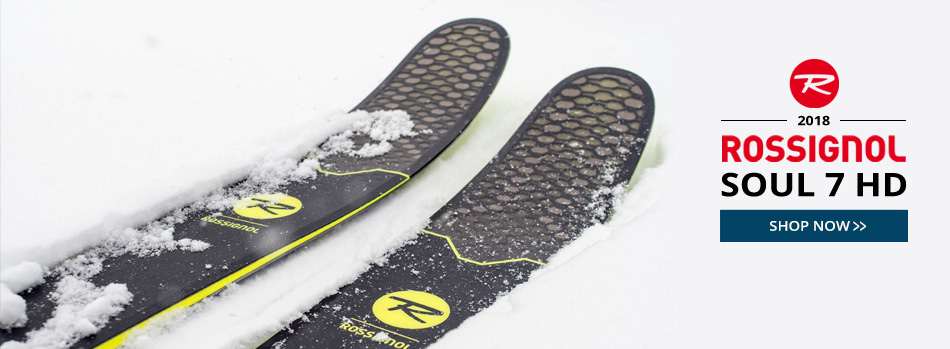2018 Rossignol Soul 7 HD Ski Review: Now With Air Tip 2.0! : Available Soon Image