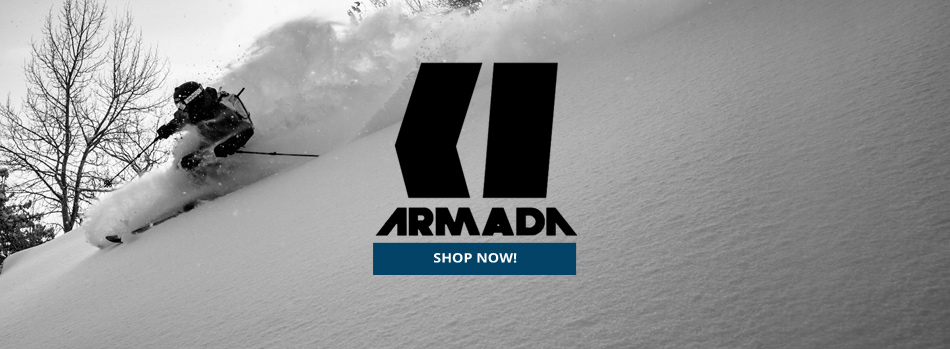 Armada Skis Brand Highlight and Product Overview: Buy Now Image