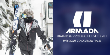 Armada Skis Brand Highlight and Product Overview: Intro Image