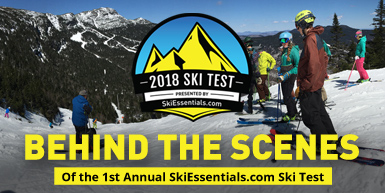 Behind the Scenes of the 1st Annual SkiEssentials.com Ski Test: Intro Image