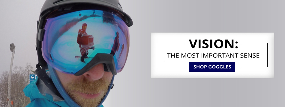 Ski Goggles! How to Choose the Proper Lens: Shop Now