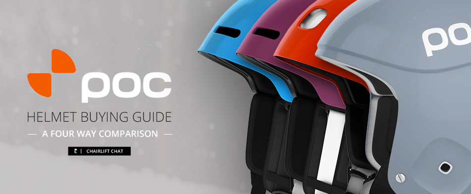 POC Helmet Buying Guide: A Four Way Comparison: Lead Image