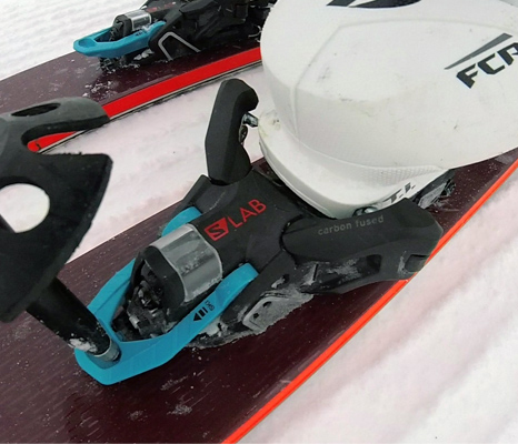ef0f4f344479 ... 2019 Salomon S Lab Shift AT Ski Binding Review  Welcome to the Future  ...