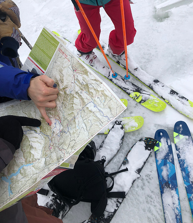 6 Key Ingredients to Stay Safe While Skiing in the Backcountry: Prior Planning Prevents Poor Performance
