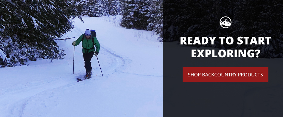 6 Key Ingredients to Stay Safe While Skiing in the Backcountry: Lead Image