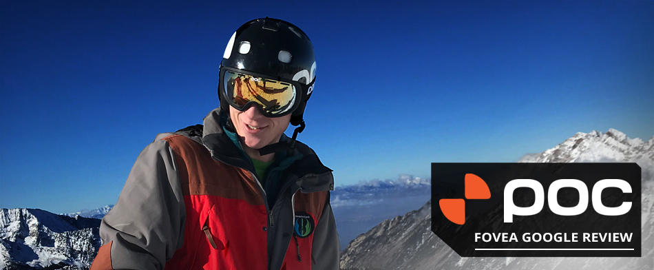 2c1b081129 Chairlift Chat - POC Fovea Ski Goggle Review