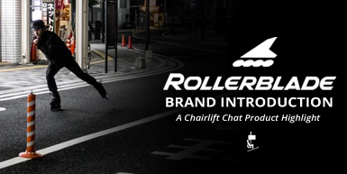Rollerblade Brand Introduction and Product Highlight -  Intro Image