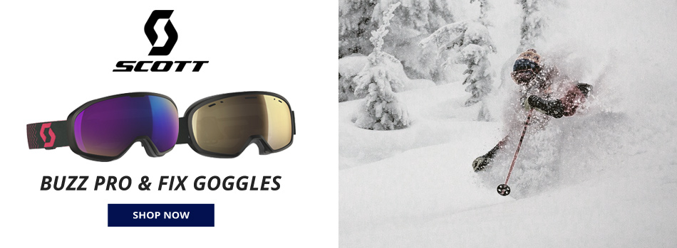 979624a505 Chairlift Chat - Scott Fix and Buzz Pro Goggle Review