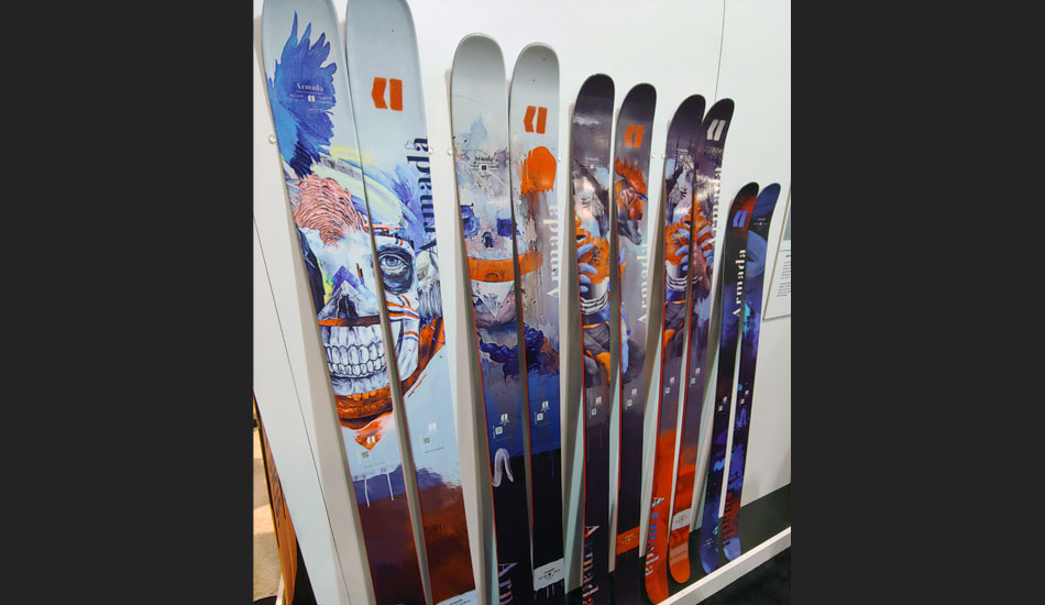 2019 Outdoor Retailer Snow Show Recap: Ski Preview - 2020 Armada ARV Skis