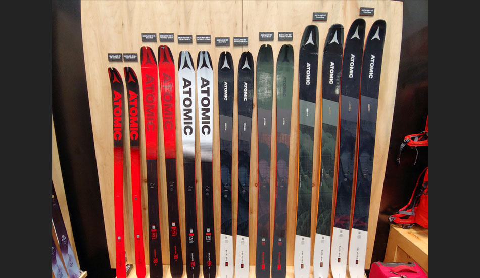 2019 Outdoor Retailer Snow Show Recap: Ski Preview - 2020 Atomic Backland Skis