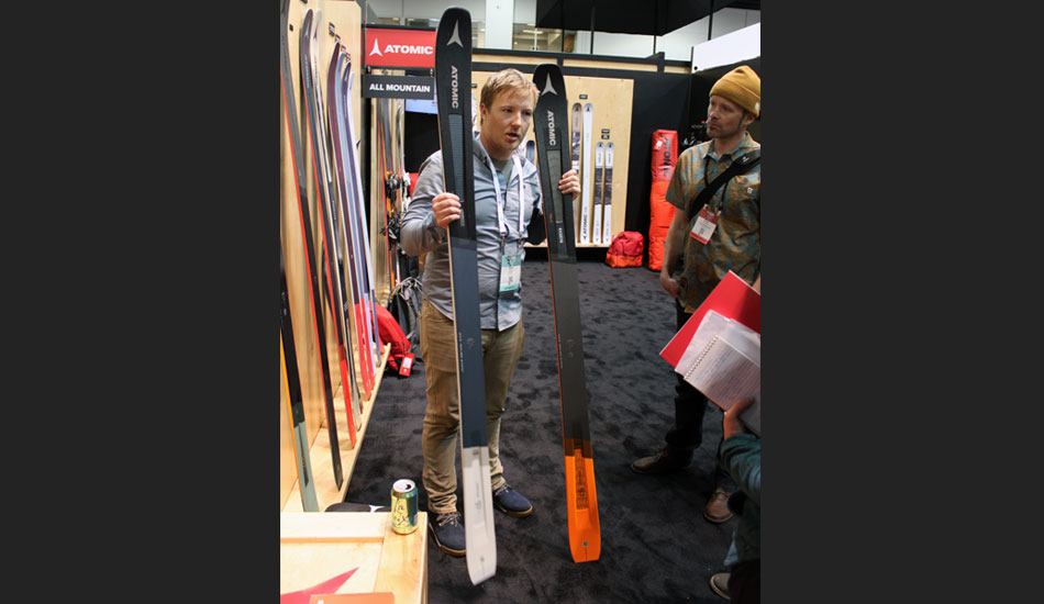 2019 Outdoor Retailer Snow Show Recap: Ski Preview - Getting a 2020 Atomic Mini Clinic