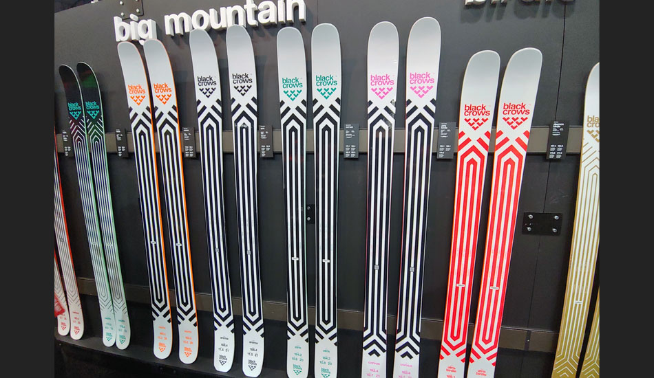 2019 Outdoor Retailer Snow Show Recap: Ski Preview - 2020 Black Crow Skis
