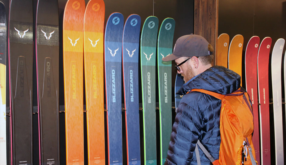 2019 Outdoor Retailer Snow Show Recap: Ski Preview - 2020 Blizzard Ruslter Skis