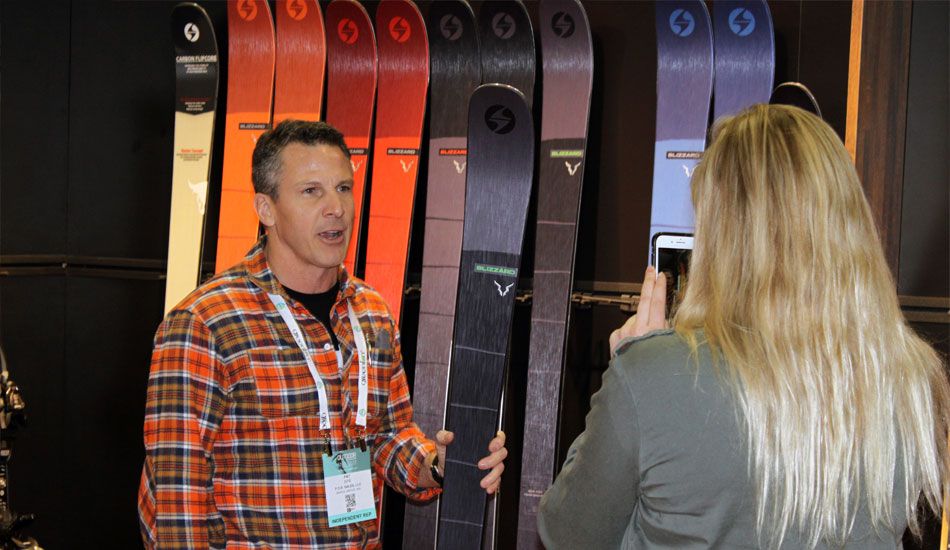 2019 Outdoor Retailer Snow Show Recap: Ski Preview - 2020 Blizzard Mini Clinic