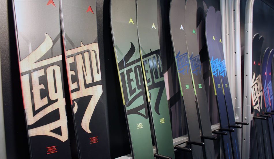 2019 Outdoor Retailer Snow Show Recap: Ski Preview - 2020 Dynastar Legend Skis