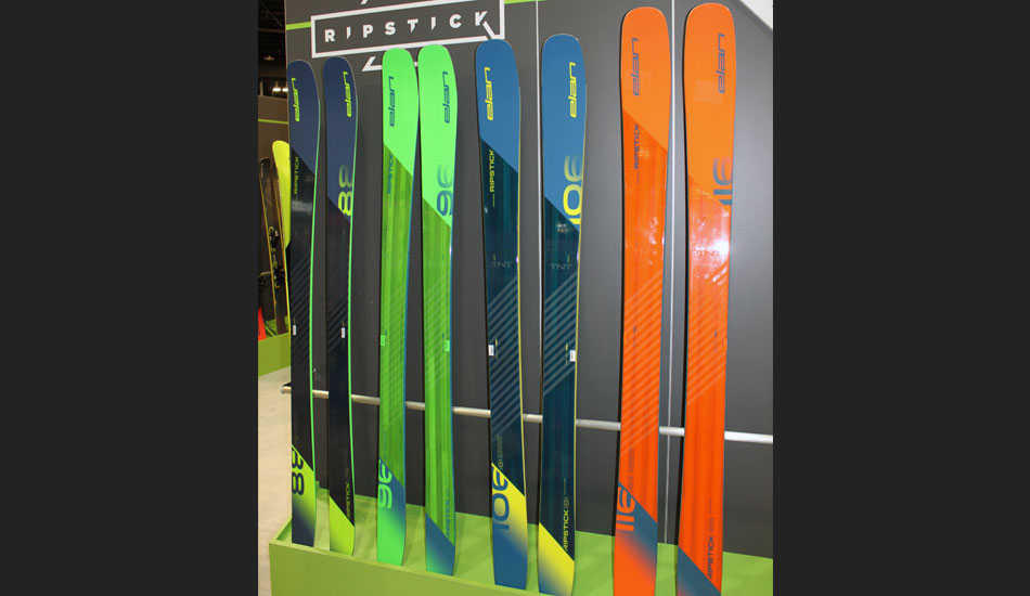2019 Outdoor Retailer Snow Show Recap: Ski Preview - 2020 Elan Ripstick Skis