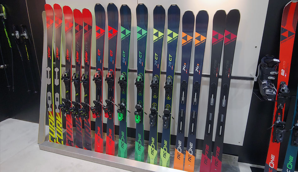 2019 Outdoor Retailer Snow Show Recap: Ski Preview - 2020 Fischer RC One Skis