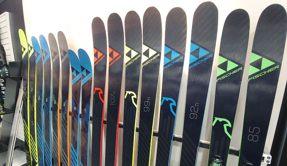 2019 Outdoor Retailer Snow Show Recap: Ski Preview - 2020 Fischer Ranger Skis