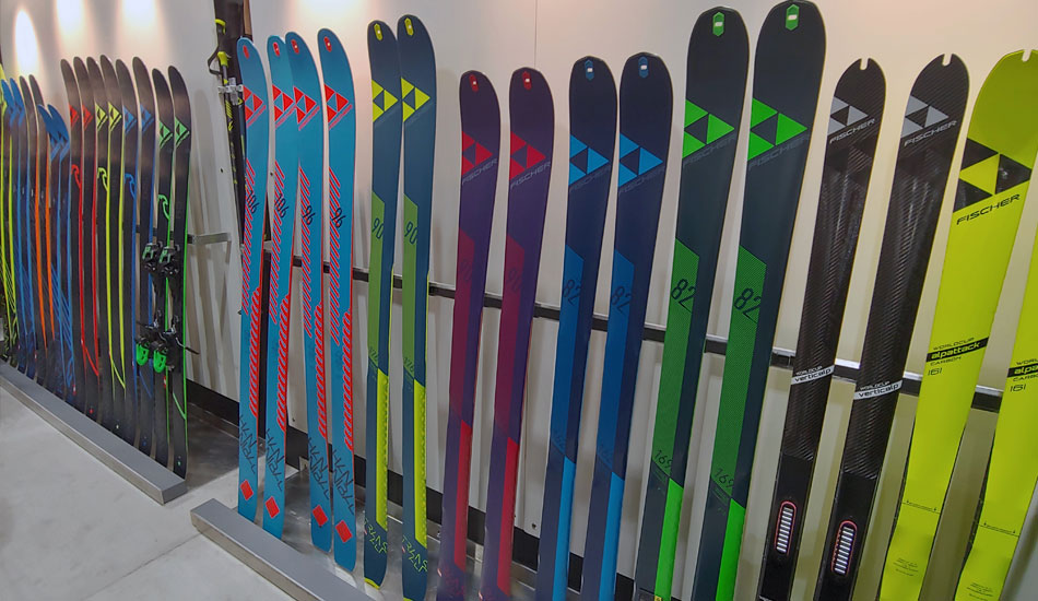 2019 Outdoor Retailer Snow Show Recap: Ski Preview - 2020 Fischer Skis