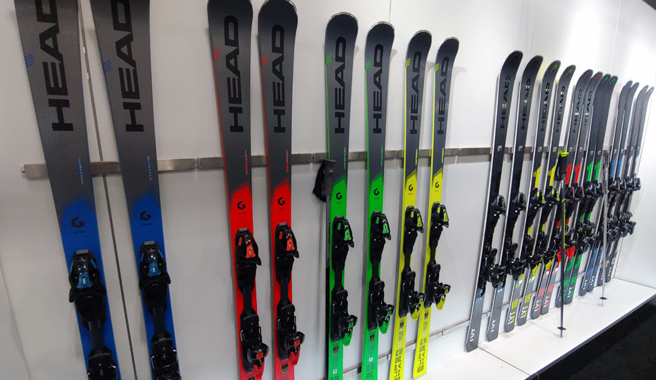 2019 Outdoor Retailer Snow Show Recap: Ski Preview - 2020 Head SuperShape Skis