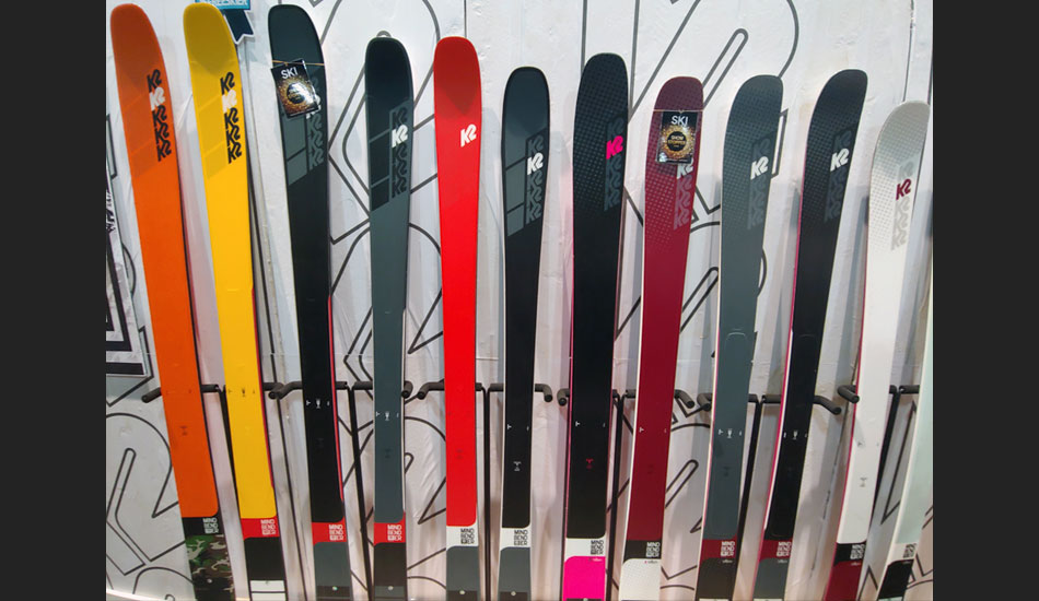 2019 Outdoor Retailer Snow Show Recap: Ski Preview - 2020 K2 Mindbender Ski Series