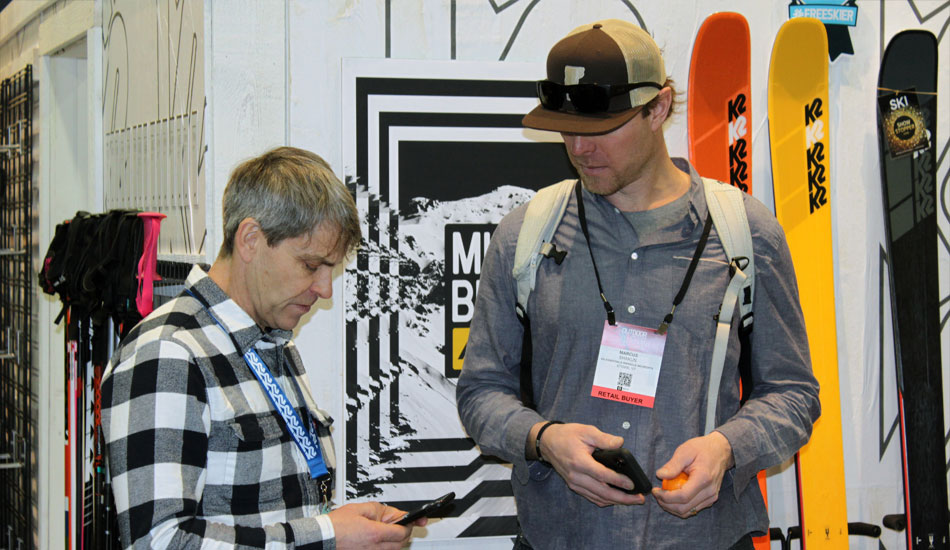 2019 Outdoor Retailer Snow Show Recap: Ski Preview - 2020 K2 Skis Booth Business