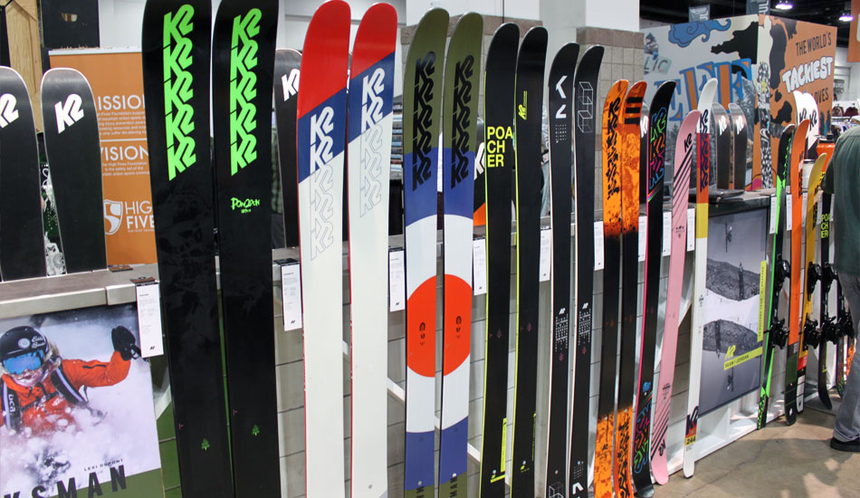 2019 Outdoor Retailer Snow Show Recap: Ski Preview - 2020 K2 Twin Tip Skis