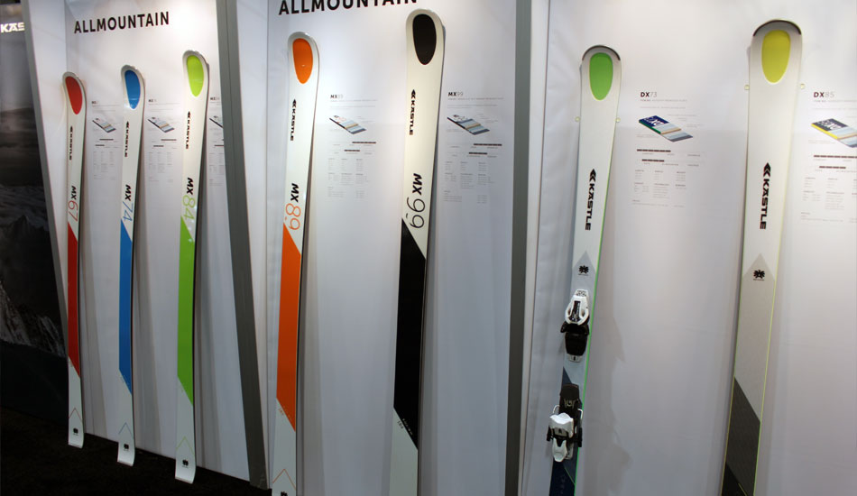 2019 Outdoor Retailer Snow Show Recap: Ski Preview - 2020 Kastle MX Skis