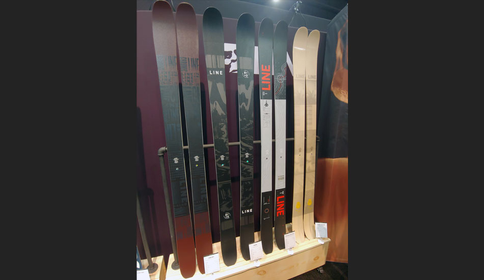 2019 Outdoor Retailer Snow Show Recap: Ski Preview - 2020 Line Park Skis