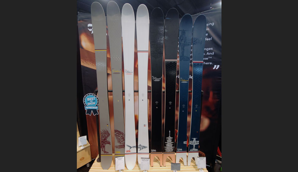 2019 Outdoor Retailer Snow Show Recap: Ski Preview - 2020 Line Backcountry Skis
