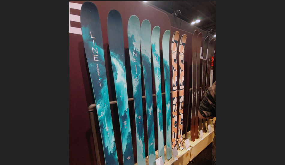 2019 Outdoor Retailer Snow Show Recap: Ski Preview - 2020 Line Women's Skis'