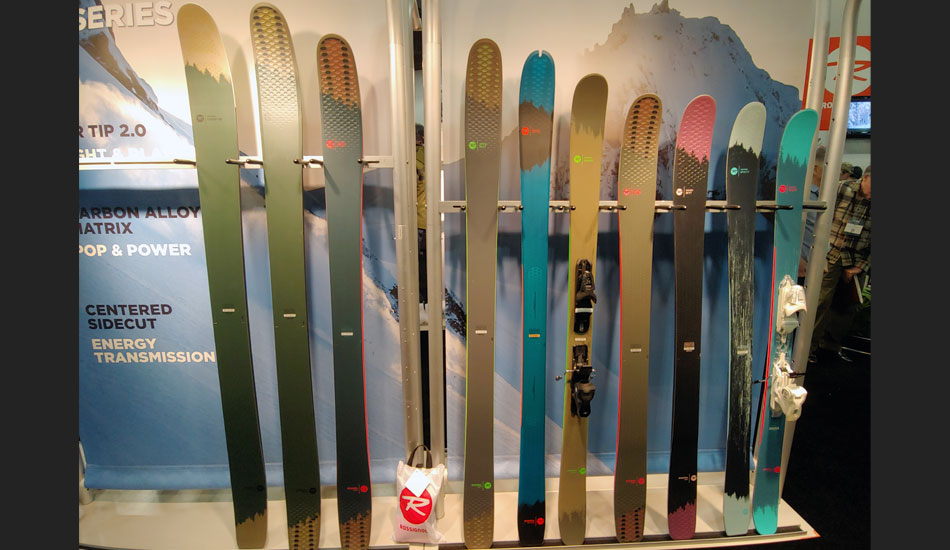 2019 Outdoor Retailer Snow Show Recap: Ski Preview - 2020 Rossignol 7 Series Skis