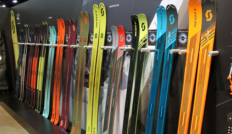 2019 Outdoor Retailer Snow Show Recap: Ski Preview - 2020 Scott Skis