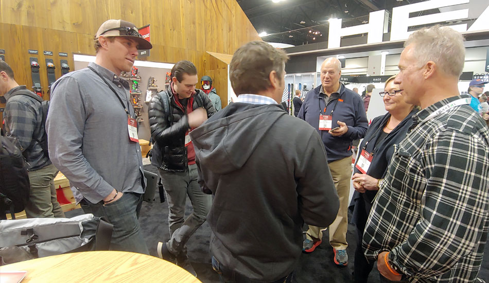 2019 Outdoor Retailer Snow Show Recap: Ski Preview - 2019 Outdoor Retails Snow Show SkiEssentials Team Meeting