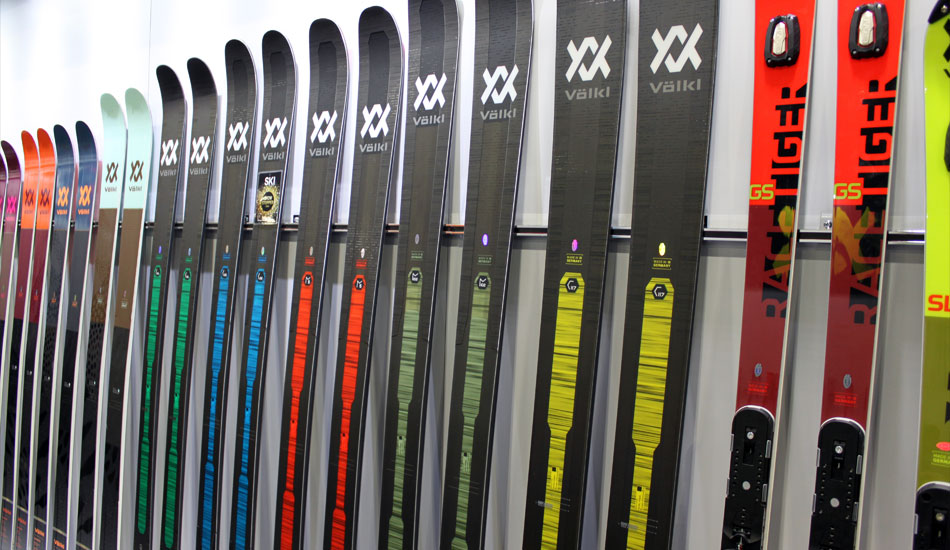 2019 Outdoor Retailer Snow Show Recap: Ski Preview - 2020 Volkl Eight Skis